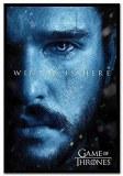 GoT Jon Snow Winter is Coming