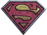 Superman Glitter Logo 3