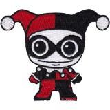 DC Harley Quinn Chibi Patch