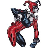 Harley Quinn Sneer Patch