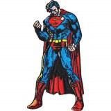 DC Superman Fists Patch