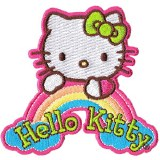 Hello Kitty Dream Rainbow Patch