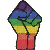 Pride Fist Patch