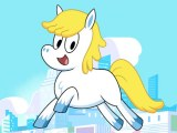 Powerpuff Girls Donny Pony Sticker