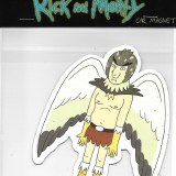 Rick and Morty BirdMan Sticker