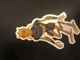 Rick and Morty Kromopulos M Sticker