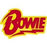 Bowie Sticker Logo