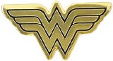 Wonder Women Gold Sticker WW