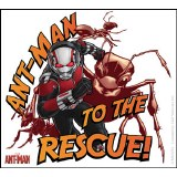 Antman Rescue Sticker
