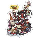 Deadpool Royalties Sticker