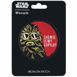 Star Wars Chewie Is My Copilot Patch