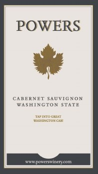 Powers Cabernet Sauvignon 3L Box 2017