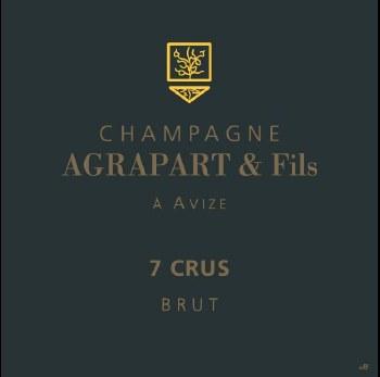 Agrapart & Fils Champagne 7 Crus Brut