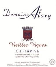 Domaine Alary Cairanne Vieilles Vignes 2016