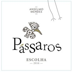 Anselmo Mendes Passaros Escolha Vinho Verde 2020