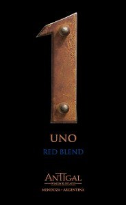 Antigal Uno Red Blend 2016