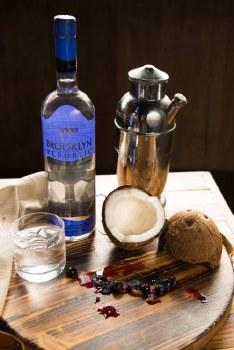 Brooklyn Republic Blueberry Coconut Vodka 750ml