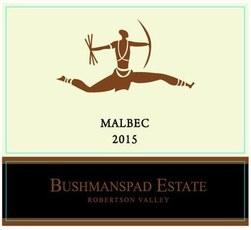Bushmanspad Malbec 2017