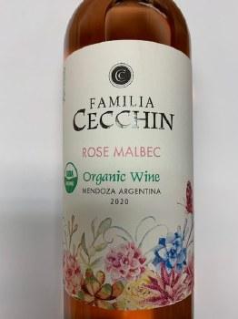 Cecchin Rosé Malbec 2020