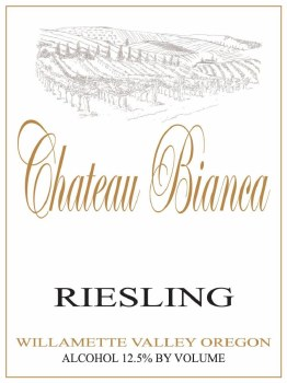 Chateau Bianca Riesling 2018