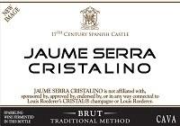 Jaume Serra Cristalino Cava Brut