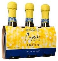 Cupcake Prosecco 3pkx187ml