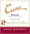 CVNE Cune Rioja Gran Reserva 2010