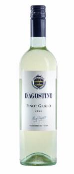 D'Agostino Pinot Grigio 2020