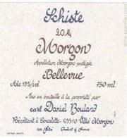 Daniel Bouland Morgon Bellevue