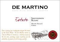 De Martino Sauvignon Blanc 2019