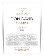 Don David Malbec 2019