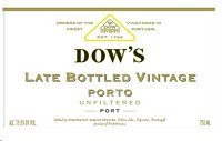 Dow's LBV Port 2011