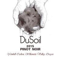 DuSoil Pinot Noir Hirschy Vineyard 2019