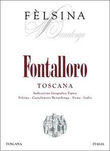 Felsina Fontalloro Toscana2016