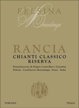 Felsina Rancia Chianti Classico Riserva 2015