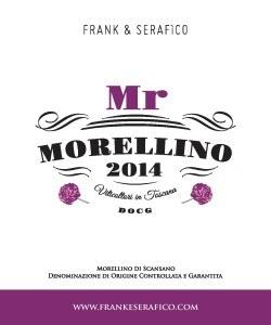 Frank & Serafico Mr Morellino 2015