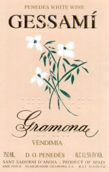 Gramona Gessami 2019