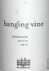 Hanging Vine Pinot Noir 2016