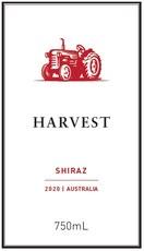 Harvest Shiraz 2020