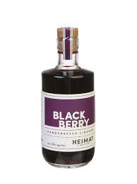 Heimat Blackberry Liqueur 375ml