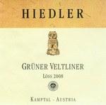 Hiedler Gruner Veltliner Loess 2008