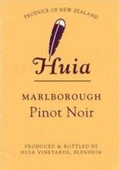 Huia Pinot Noir 2007