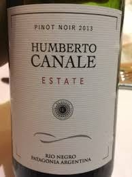 Humberto Canale Estate Pinot Noir 2016