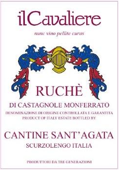Sant'Agata Ruchè Il Cavaliere 2019