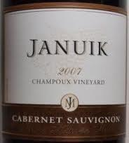 Januik Cabernet Champoux 2007