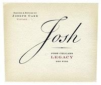 Josh Cellars Legacy Red Blend
