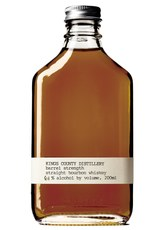 Kings County Distillery Bourbon Barrel Strength 375ml
