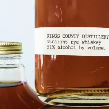 Kings County Distillery Straight Rye 200ml