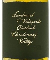 Landmark Overlook Chardonnay 2016