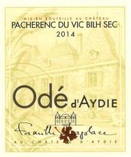 Laplace Odé d'AydiePacherenc17